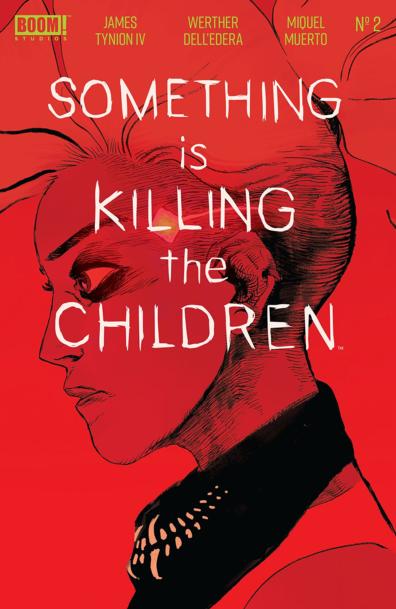 Something is Killing the Children (5P Ms)  #2 Variant - 3rd Print