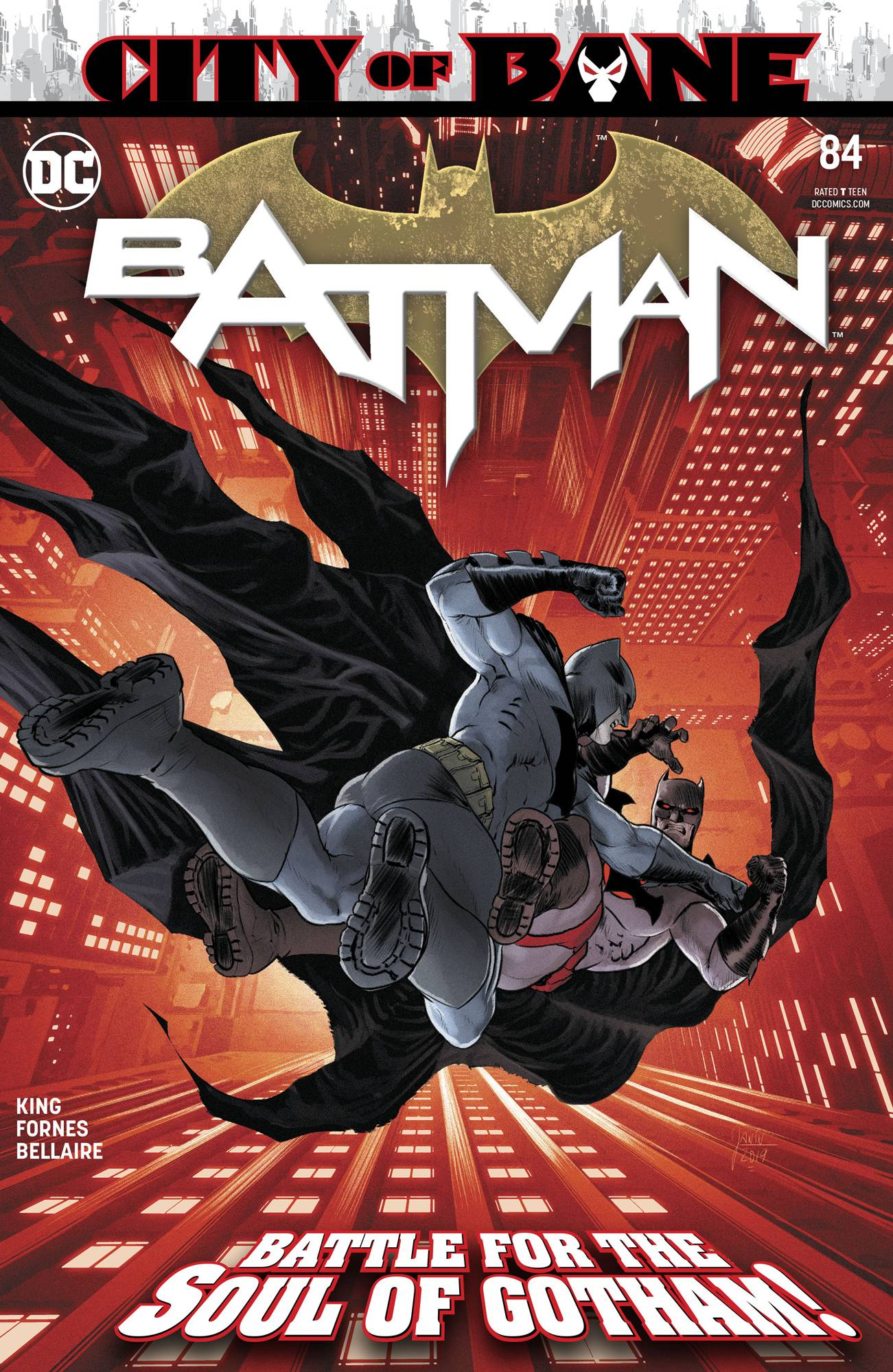 Batman (Vol. 3)  #84