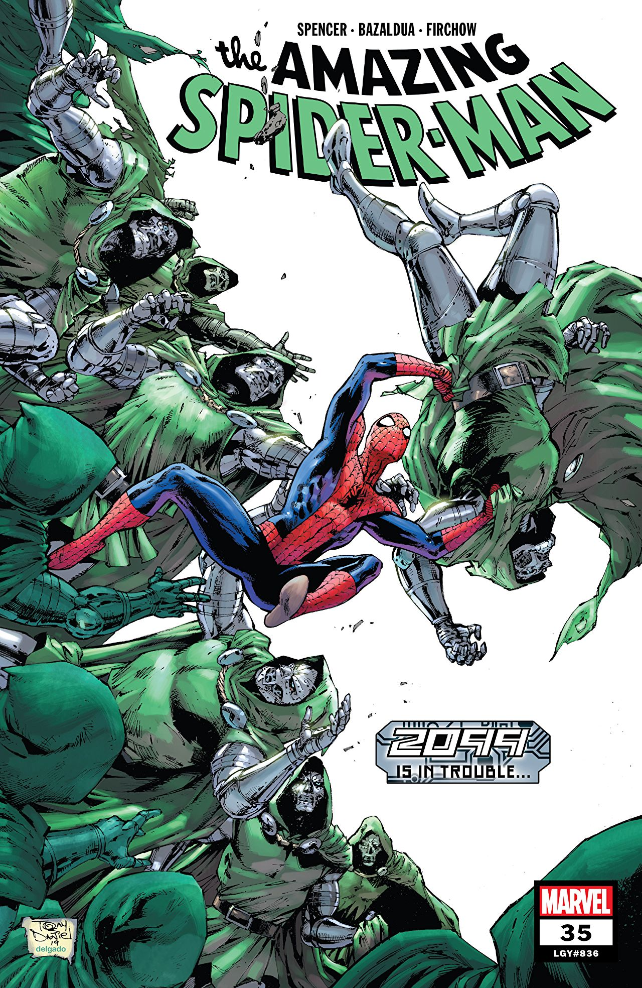 Amazing Spider-Man (Vol. 6)  #35