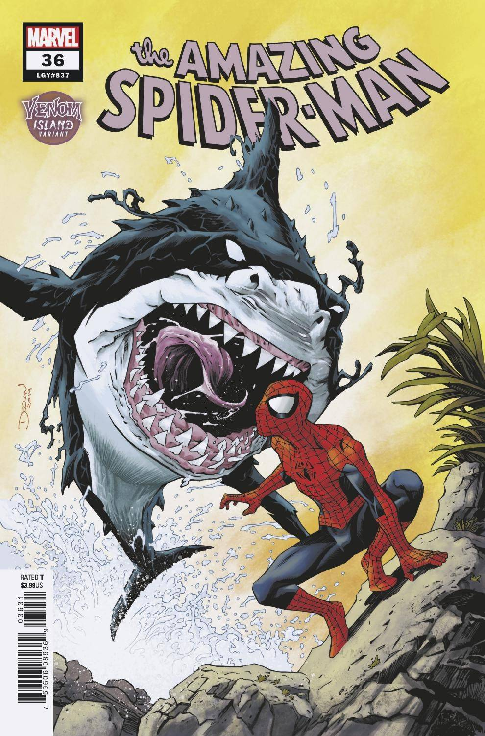 Amazing Spider-Man (Vol. 6)  #36 RI Variant