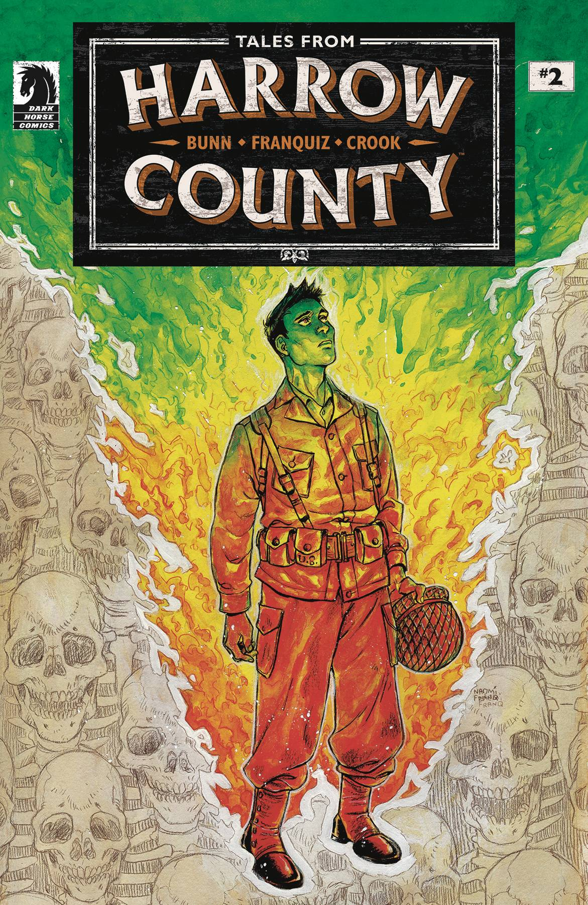 Tales from Harrow County: Deaths Choir (4P Ms)  #2 Cover A