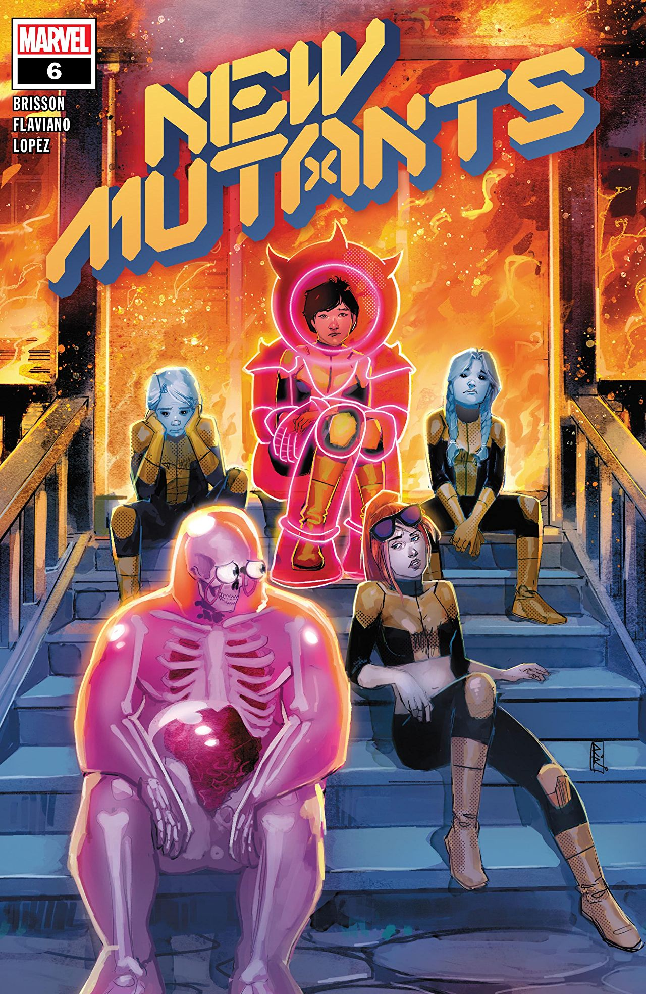 New Mutants (Vol. 2)  #6