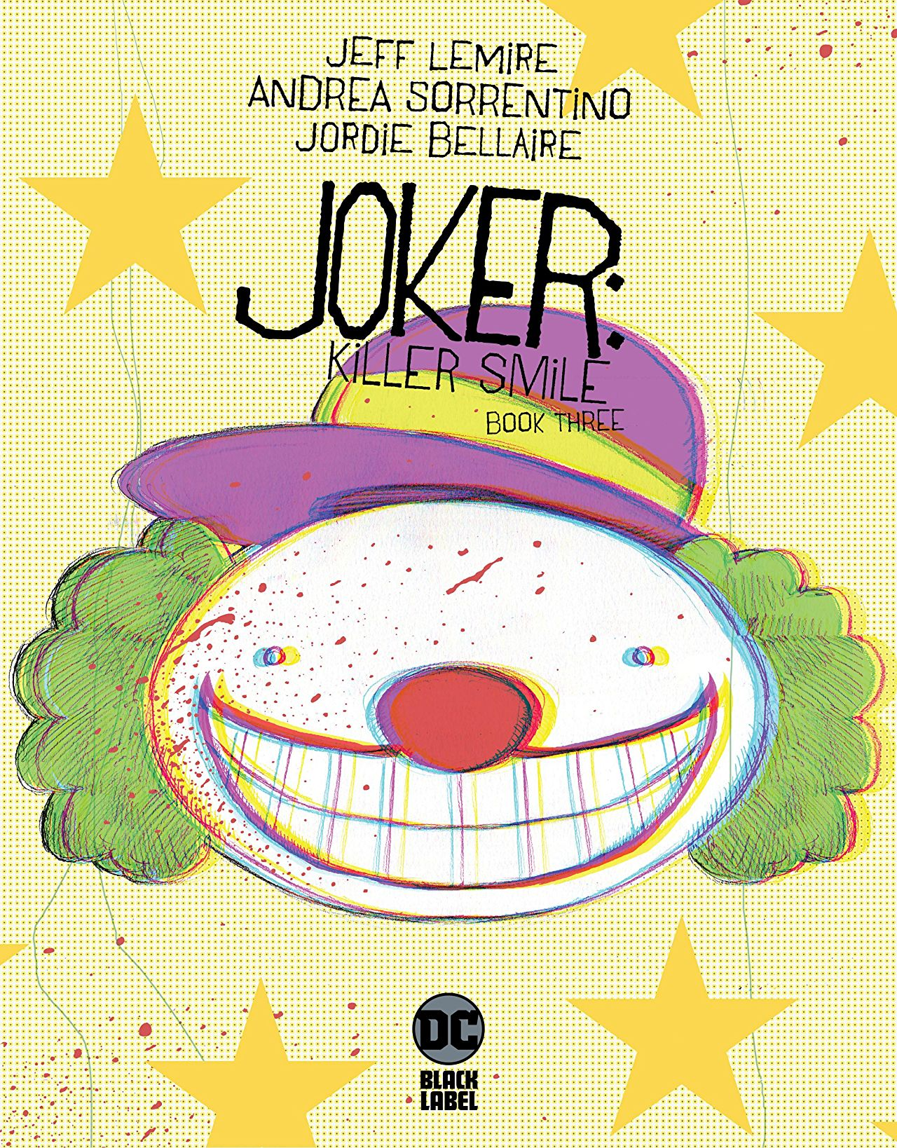 Joker: Killer Smile (3P Ms)  #3