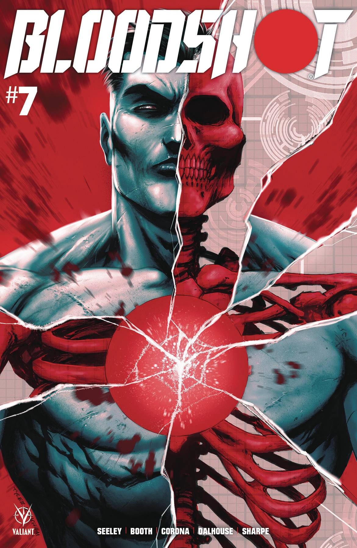 Bloodshot (Vol. 2)  #7 Cover A