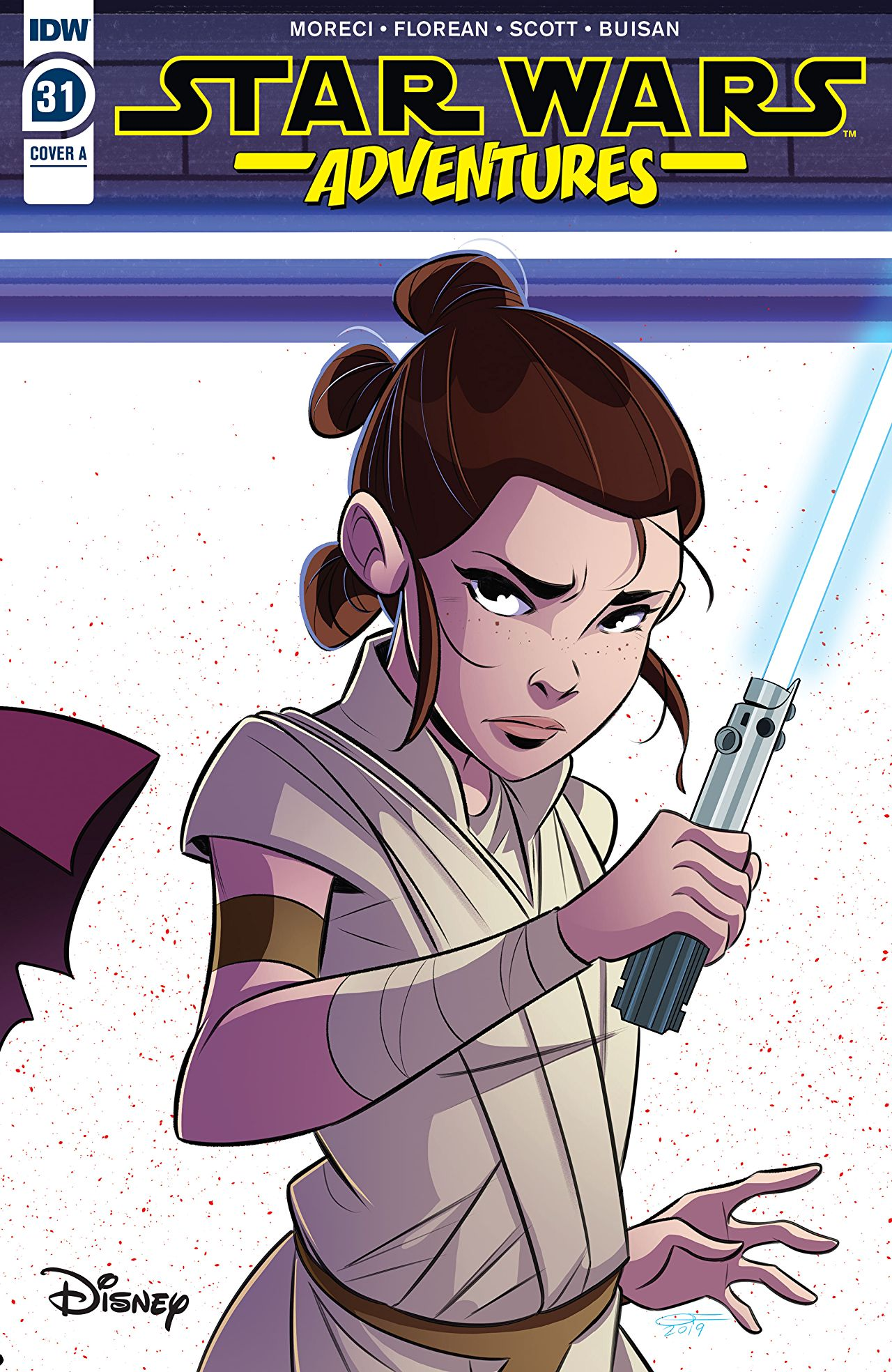Star Wars Adventures  #31 Cover A