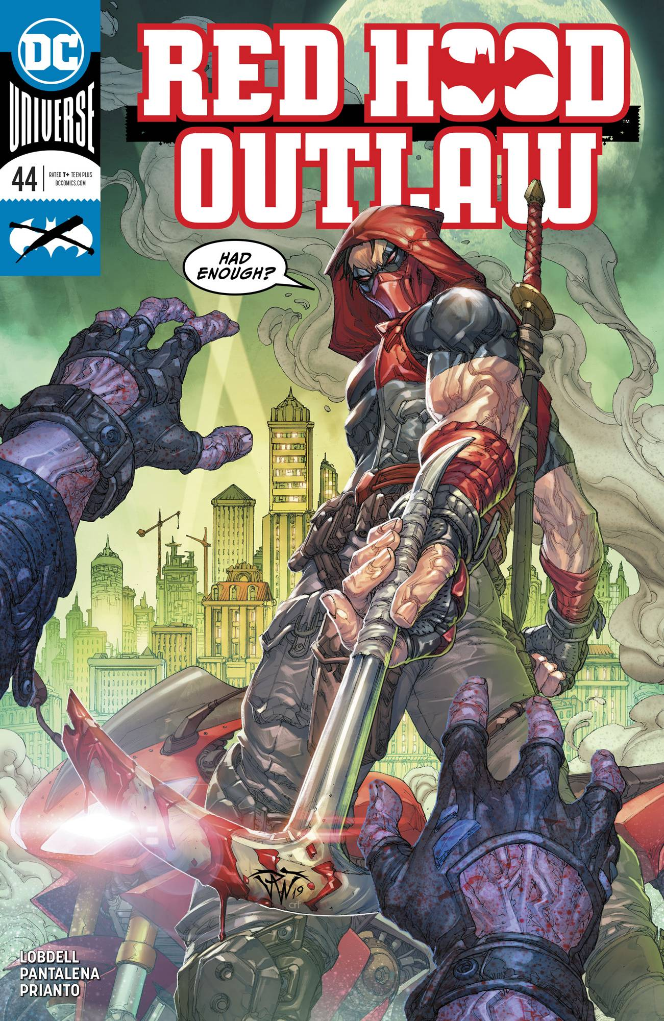 Red Hood and the Outlaws (Vol. 2)  #44