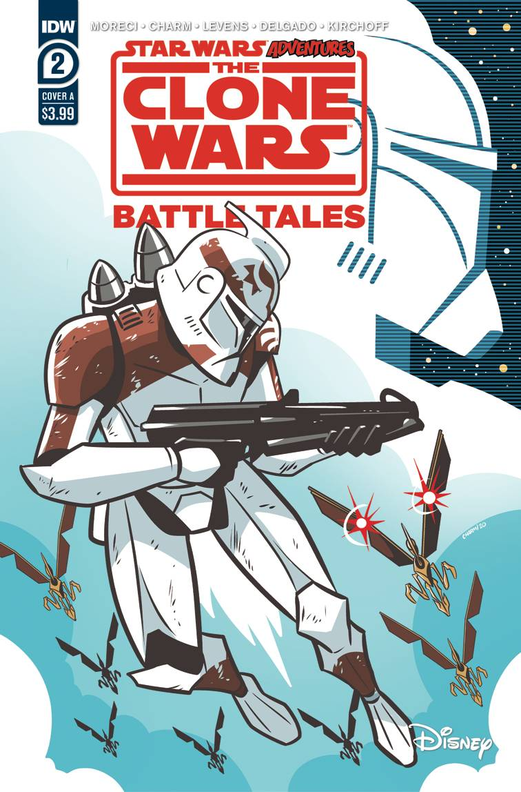 Star Wars Adventures: Clone Wars (5P Ms)  #2 Cover A