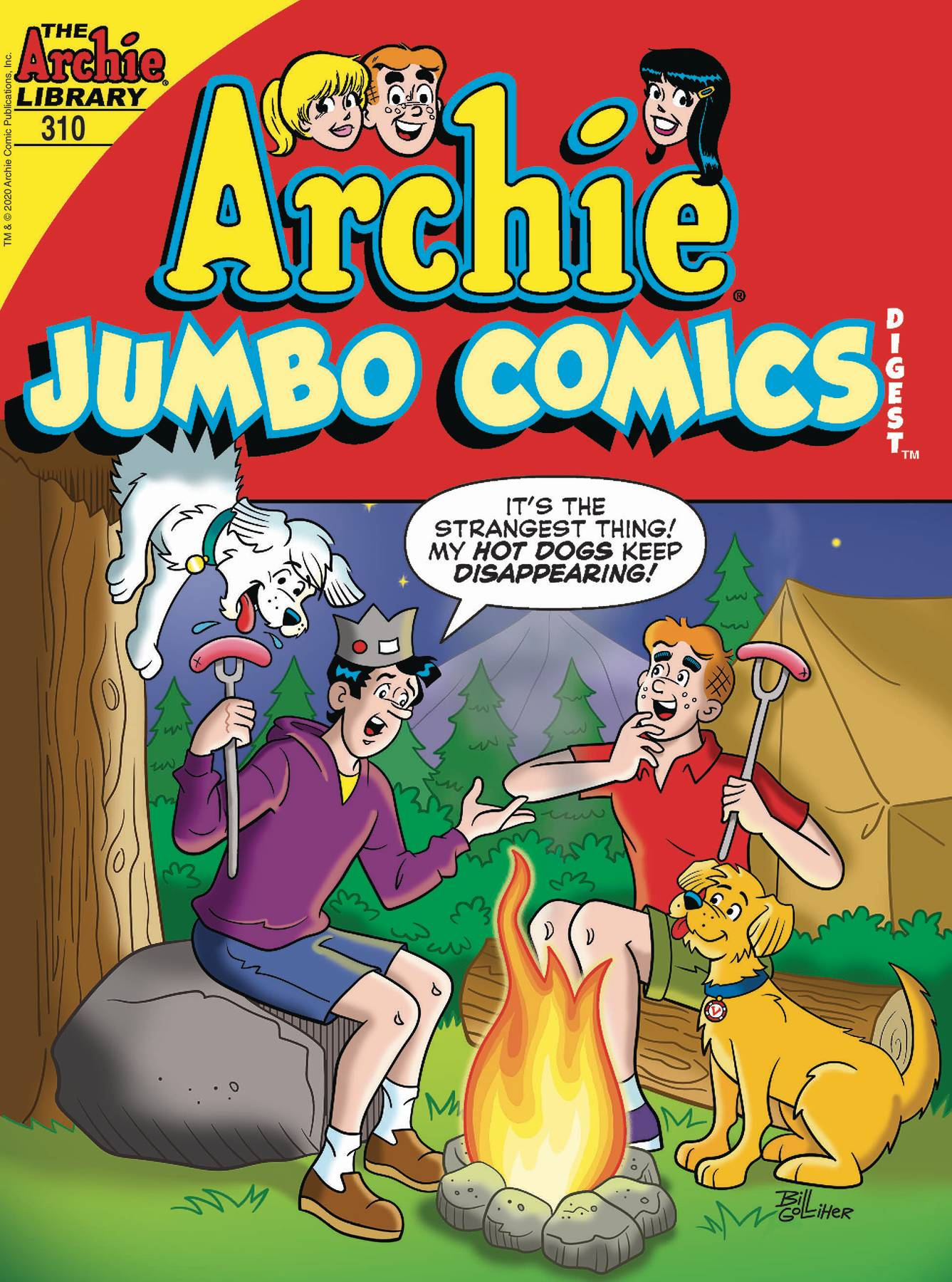 Archie Double Digest  #310