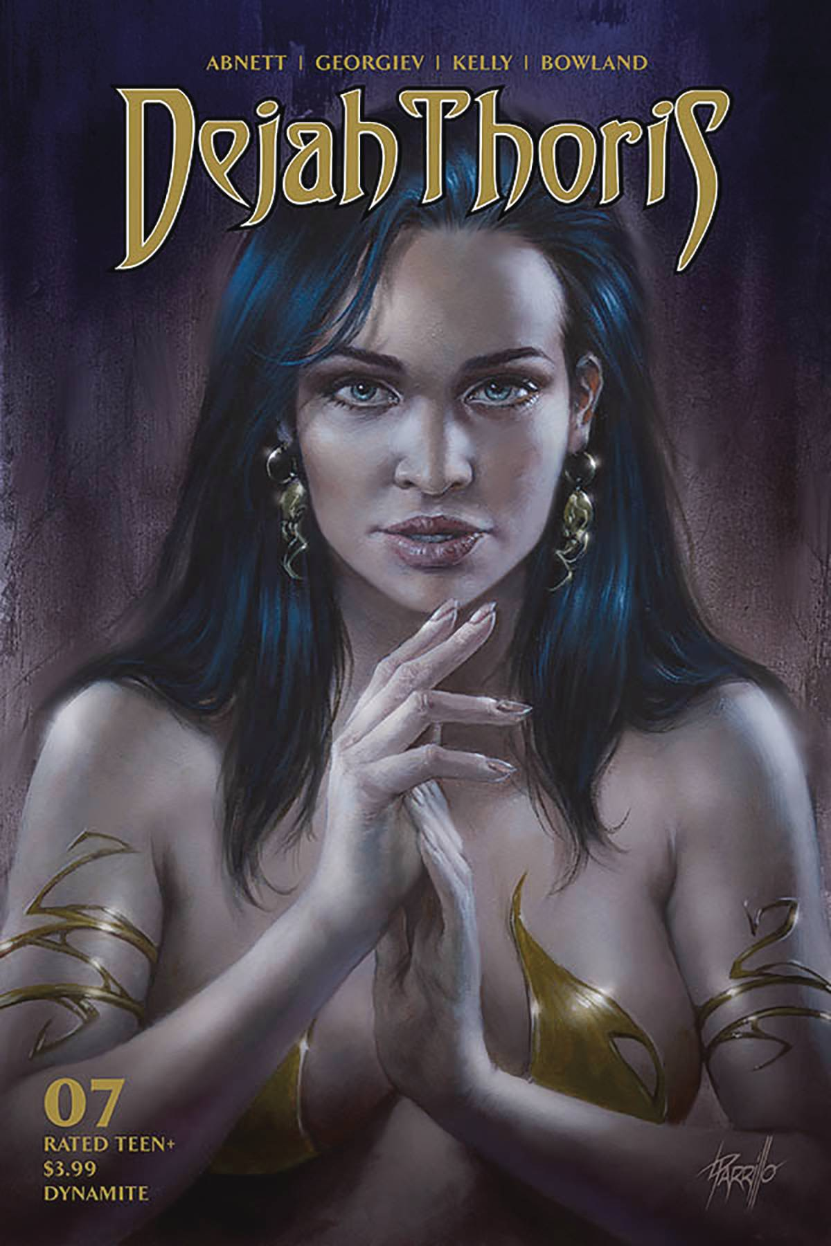 Dejah Thoris (Vol. 3)  #7 Cover A