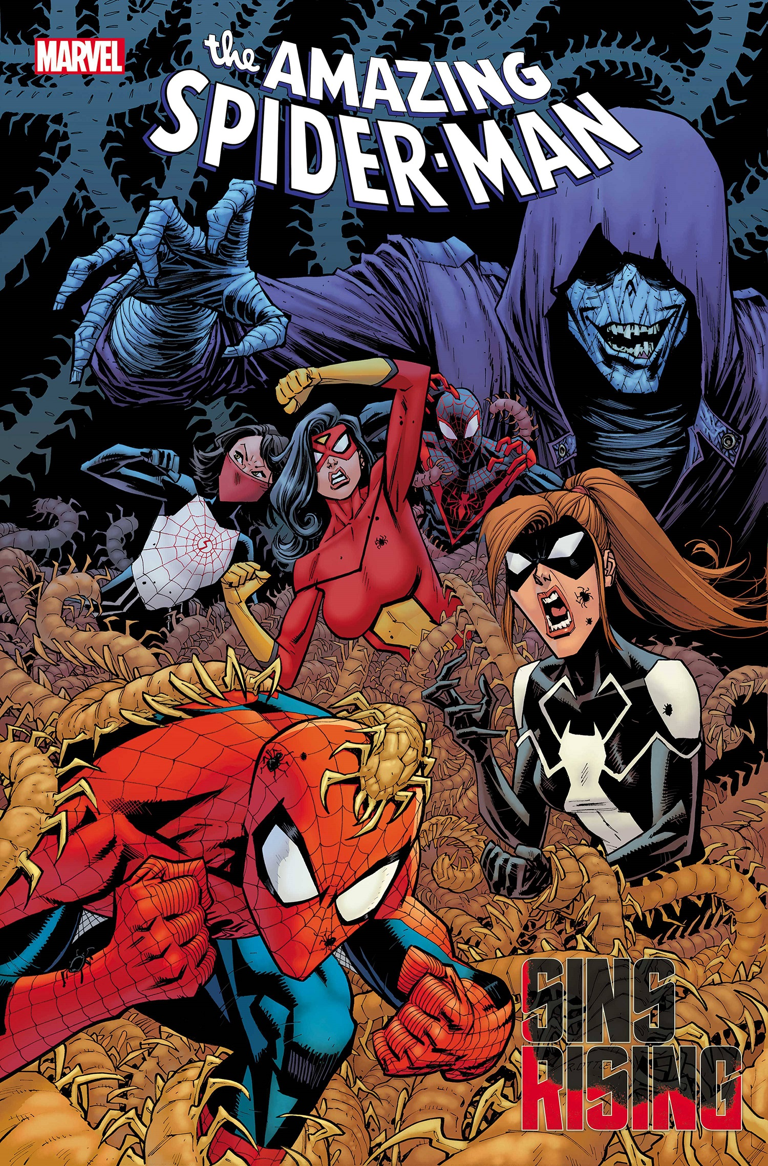 Amazing Spider-Man: Sins of Norman Osborn  #1