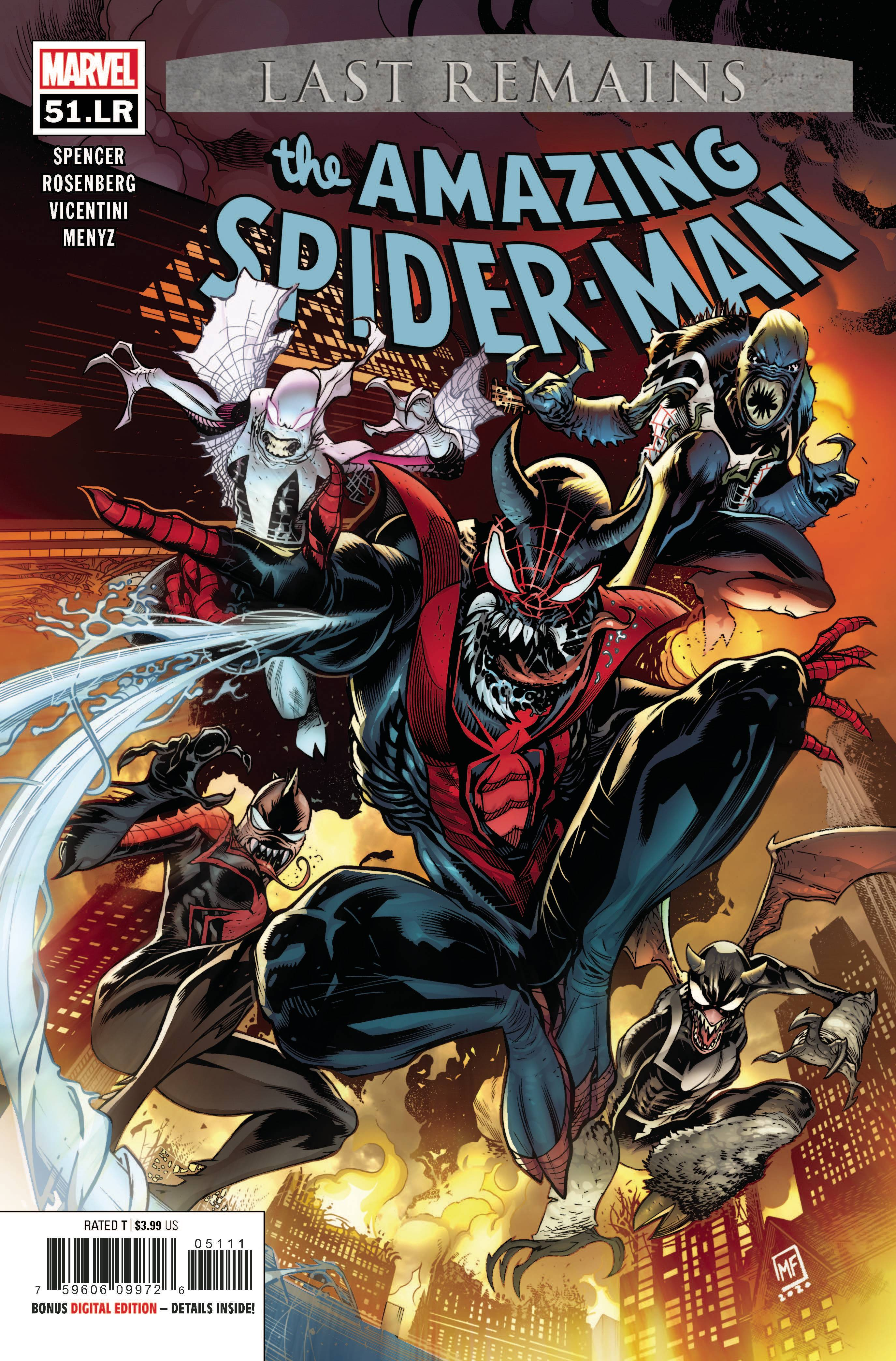 Amazing Spider-Man (Vol. 6)  #51.LR