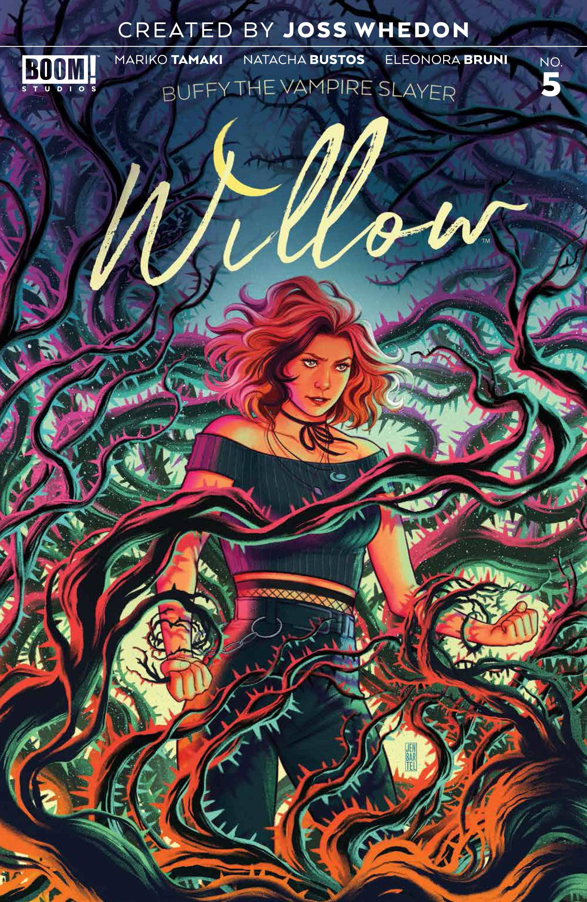 Willow (5P Ms)  #5 Cover A
