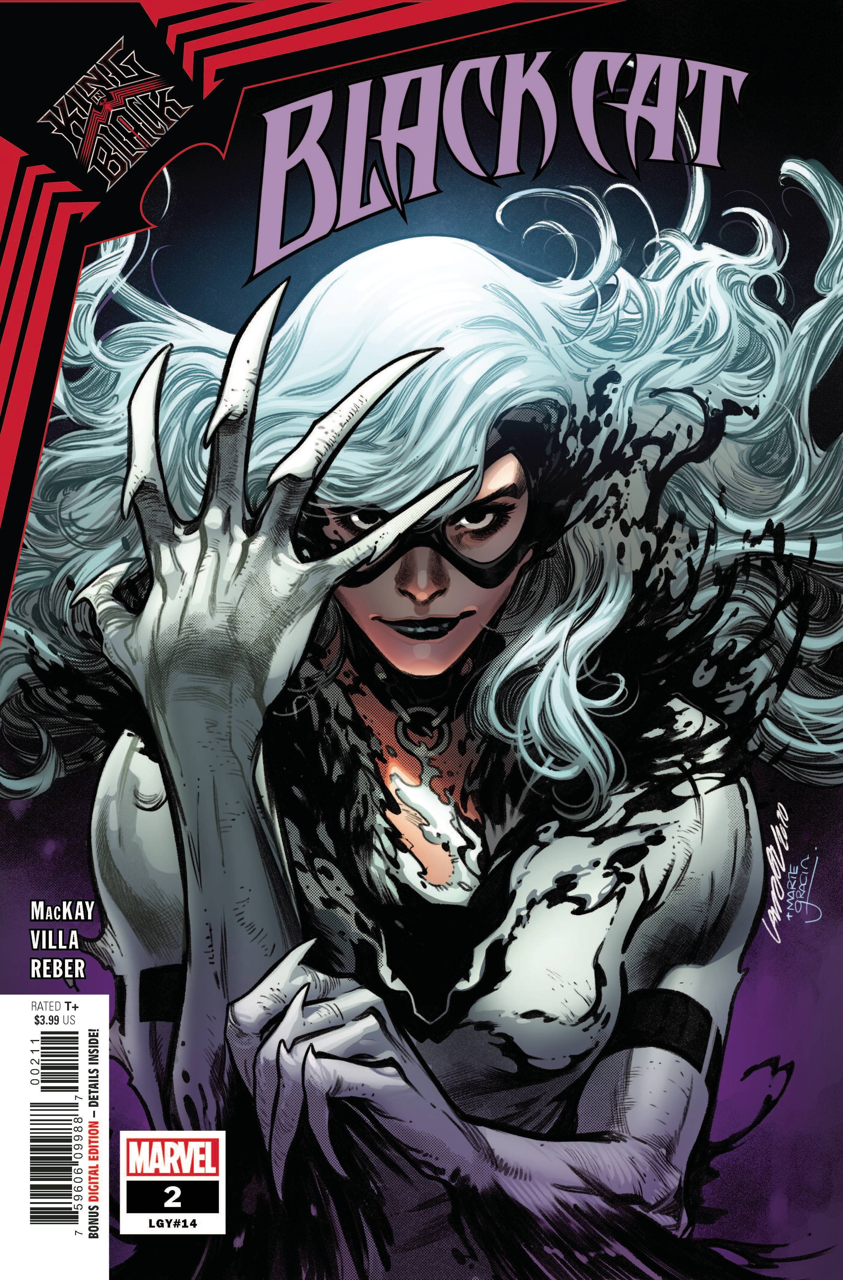 Black Cat (Vol. 3)  #2