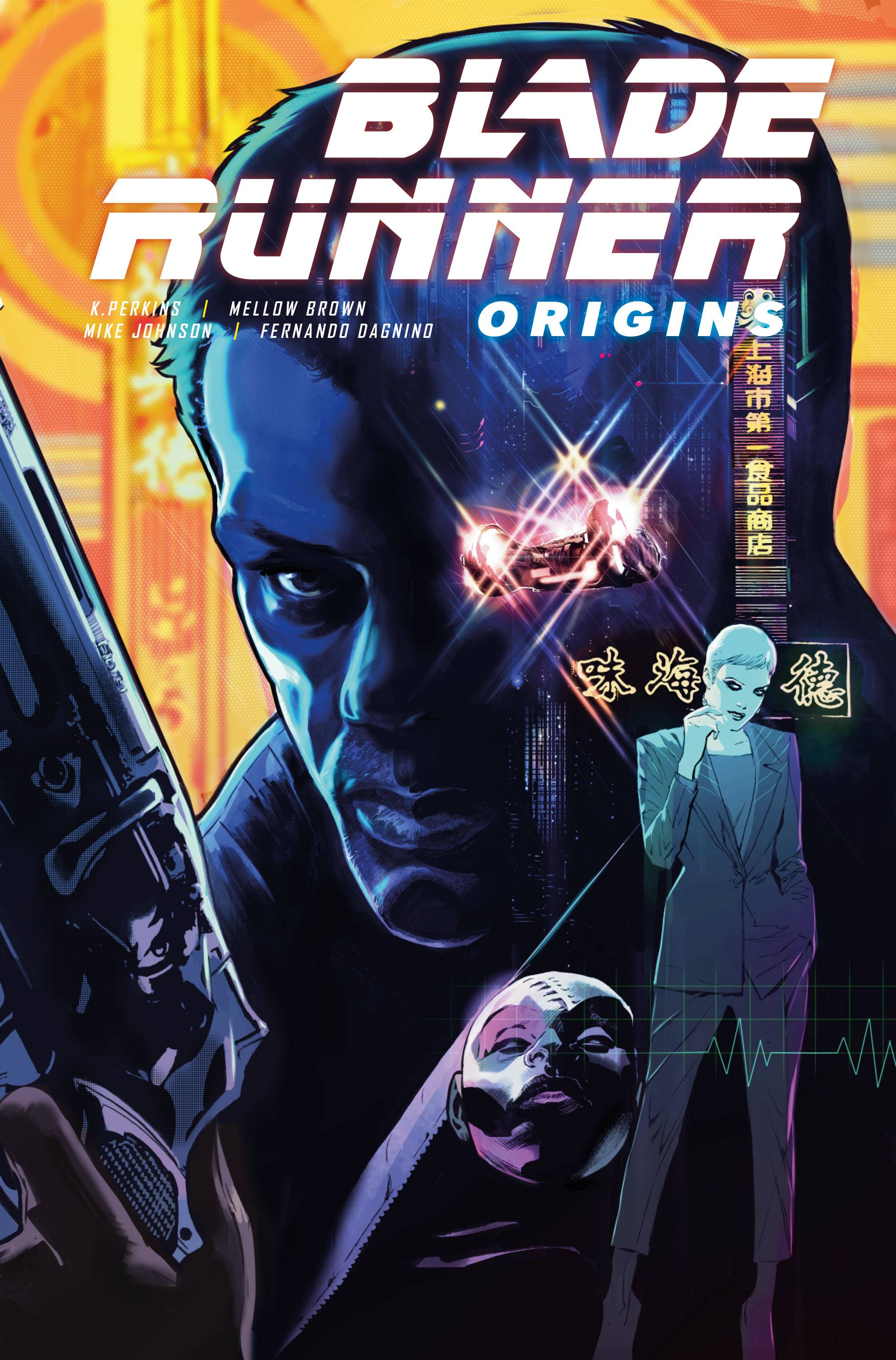 Blade Runner: Origins  #1 Cover C