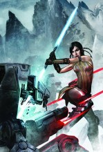 Star Wars: The Old Republic - The Lost Suns (5P Ms)  #1