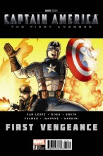 Captain America: First Vengeance (4P Ms)  #3