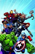 Avengers Assemble (Vol. 2)  #1 Blank Cover