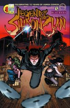Legend of the Shadow Clan (5P Ms)  #1 Cover A