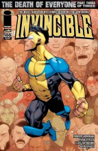 Invincible  #100 Variant - 2nd Print