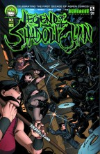 Legend of the Shadow Clan (5P Ms)  #5 Variant