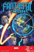 Fantastic Four (Vol 4)  #13