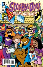Scooby Doo Where Are You  #47 SDCC 2014 Variant