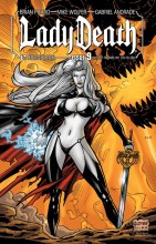 Lady Death (ONGOING)  #9 Special