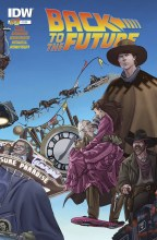 Back to the Future (4P Ms)  #3