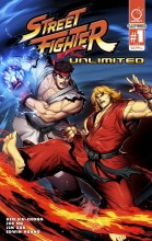 Street Fighter - Unlimited  #1