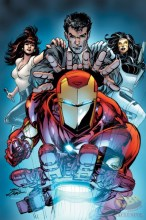 Invincible Iron Man (Vol. 2)  #6 1:15 Variant
