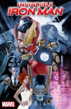 Invincible Iron Man (Vol. 2)  #6 1:10 Variant