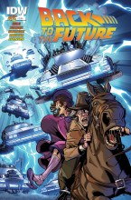 Back to the Future (4P Ms)  #5