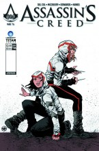 Assassins Creed - Titans Comics  #6