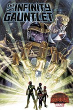 DF - Infinity Gauntlet (Vol. 2)  #1 DF Signed Edition with COA