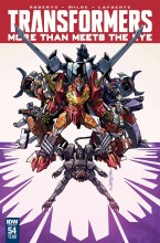 Transformers: More Than Meets the Eye  #54