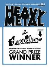 Heavy Metal (MR) - Heavy Metal Magazine  #282
