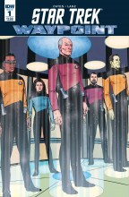 Star Trek - Waypoint (6P Ms)  #1