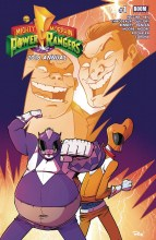 Mighty Morphin Power Rangers  #1 Annual - 2nd Print