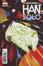Star Wars - Han Solo (5P Ms)  #5 1:10 Variant