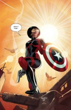 Captain America - Sam Wilson  #16