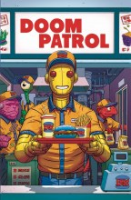 Doom Patrol (Vol. 6)  #4