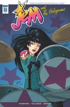 Jem and the Holograms  #23 1:10 Variant