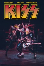 KISS  #6 Cover C