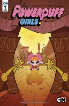 Powerpuff Girls - Time Tie  #1