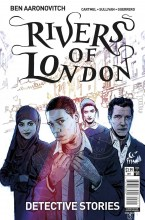 Rivers of London - Detective Stories (4P Ms)  #1