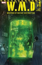 Weapons of Mutant Destruction - Alpha  #1