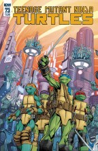 Teenage Mutant Ninja Turtles (Ongoing)  #73