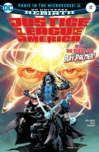 Justice League of America (Vol. 5)  #12