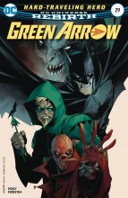 Green Arrow (Vol. 6)  #29