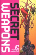 Secret Weapons  #2 Pre-Order Edition